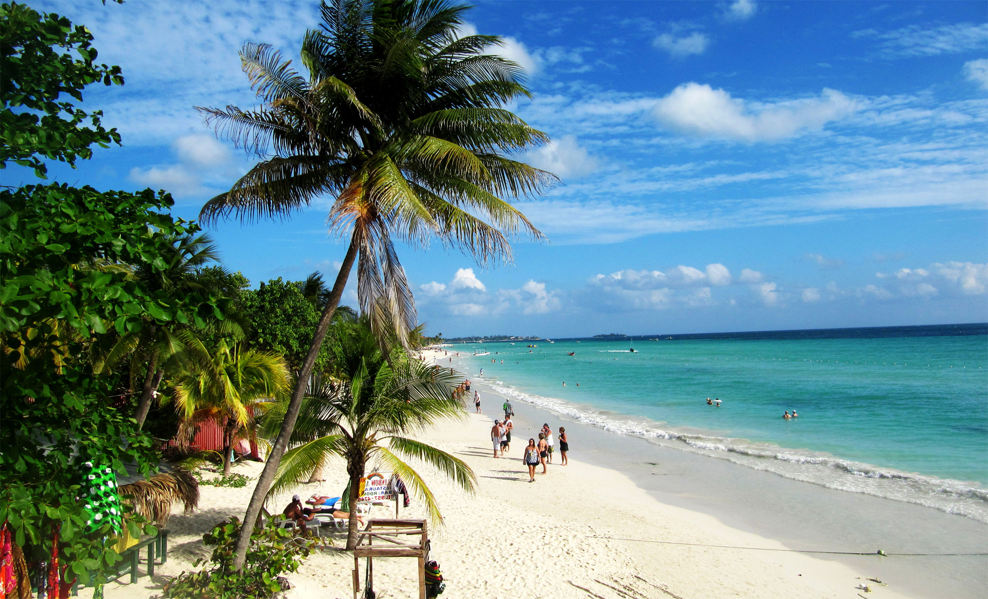 Best clothing optional beaches in jamaica