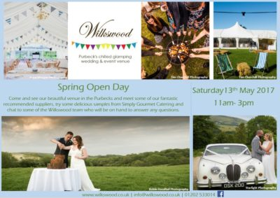 Spring Open Day 2017